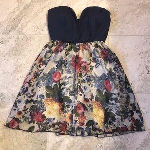 Windsor floral bottom dress